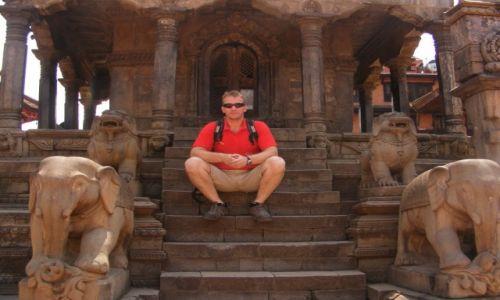 Zdjecie NEPAL / Nepal / Bhaktapur / Bhaktapur