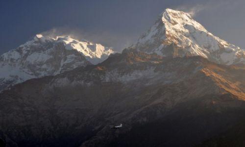 NEPAL / Annapurna / Poon Hill / Annapurna South