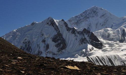 Zdjecie NEPAL / Annapurna / Gangapurna / białe góry