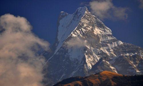 Zdjecie NEPAL / Annapurna / Ghandruk / Machhapuchhre