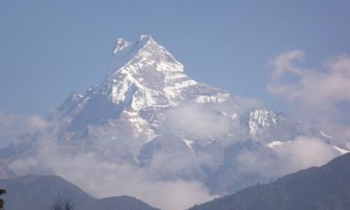 Zdjecie NEPAL / POKHARA / POKHARA / HIMALAJE