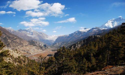 Zdjęcie NEPAL / Manang / Manang / Annapurna trekking