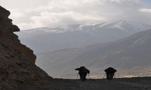 Zdjęcie NEPAL / dolina Kali Gandaki / . / na szlaku