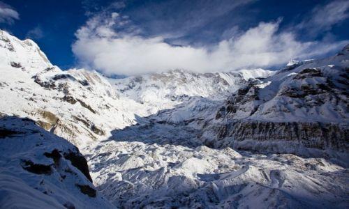 Zdjecie NEPAL / ACA / Sanktuarium Annapurny / Sanktuarium Ann