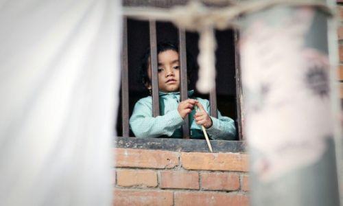 Zdjecie NEPAL / Kathmandu / Kathmandu / people
