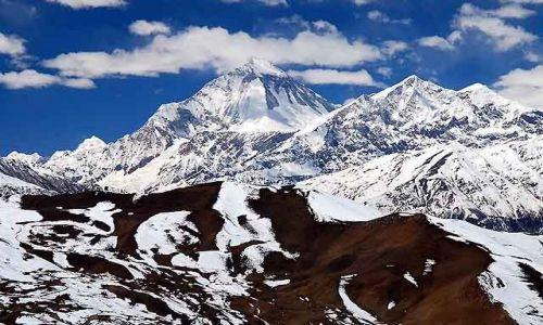 Zdjęcie NEPAL / Annapurna / Trekking w rejonie Annapurna / Dhaulagiri