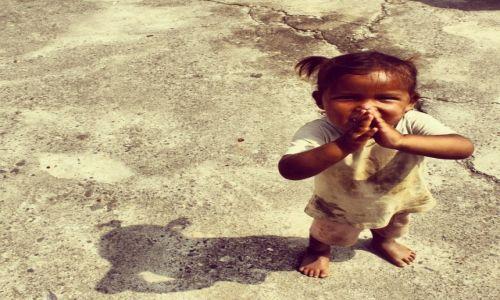 Zdjecie NEPAL / Pokhara / Tibetan Refugee Camp / Namaste