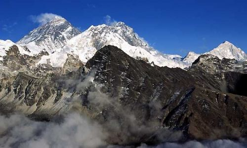 NEPAL / Himalaje / Trekking w rejonie Mount Everestu / Mount Everest