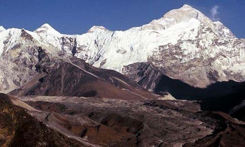 NEPAL / Himalaje / Trekking w rejonie Mount Everestu / Makalu