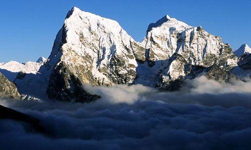 NEPAL / Himalaje / Trekking w rejonie Mount Everestu / Cholaste i Taweche