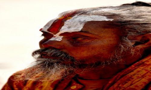 Zdjecie NEPAL / - / Nepal / Portret