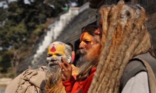 Zdjęcie NEPAL / - / Nepal / Sadhu