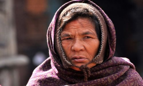 Zdjęcie NEPAL / - / Nepal / Portret