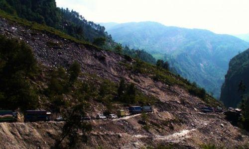 Zdjęcie NEPAL / Na granicy z Tybetem / W drodze / Do Katmandu