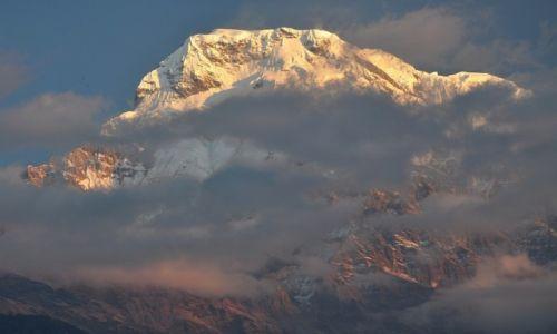 Zdjecie NEPAL / Annapurna / Ghangruk / Annapurna South 7219m