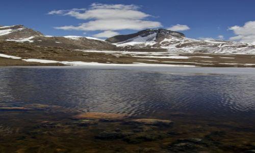 Zdjecie NEPAL / Annapurna Conservation Area / ice lake / ice lake