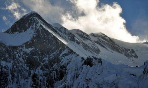 Zdjecie NEPAL / Tilicho Lake / Annapurna  / Khangsar Kang (Roc Noir) 7485m