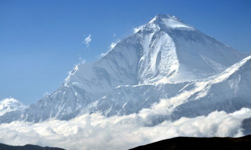 Zdjecie NEPAL / Mustang / okolice Muktinath / Dhaulagiri 8167m
