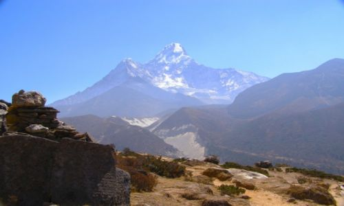 NEPAL / Sagarmatha / Amadablam / Amadablam