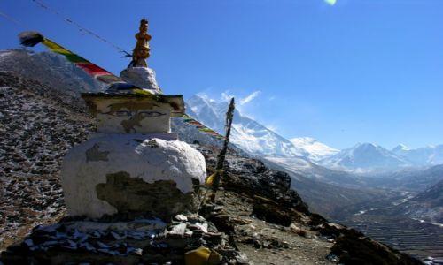 Zdjecie NEPAL / khumbu / Khumbu / przestrzeń