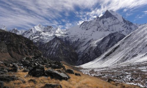Zdjecie NEPAL / Annapurna Conservation Area / Annapurna Base Camp / Konkurs - Annapurna Base Camp