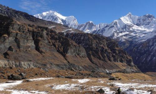 Zdjęcie NEPAL / Annapurna Conservation Area / Annapurna Base Camp / Konkurs - Annapurna Base Camp II