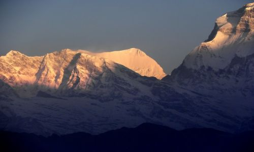 Zdjecie NEPAL / Annapurna Conservation Area / Poon Hill (3193 m) / Masyw Dhaulagiri