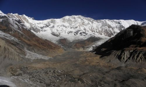 Zdjęcie NEPAL / Annapurna Conservation Area / Annapurna Base Camp / Annapurna (8091 m)