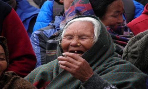 Zdjęcie NEPAL / Poon Hill / Ghorepani / Najszczerszy uśmiech świata