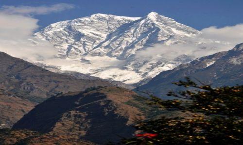 Zdjecie NEPAL / Annapurna / Tatopani / Nilgiri South 6839m