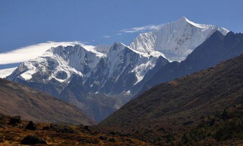 Zdjecie NEPAL / Kyanjin Gompa / Langtang / Ganchengpo