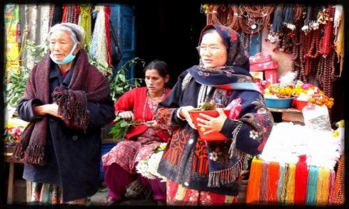 Zdjęcie NEPAL / - / Nepal / tagowisko