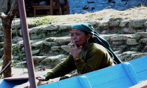 Zdjecie NEPAL / - / Nepal / Czas na przerwę