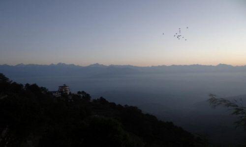 Zdjecie NEPAL / Katmandu / Katmandu / Himalaje