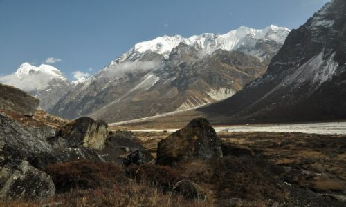Zdjęcie NEPAL / Langtang Park Narodowy / Langshisha Kharka / Konkurs - Tam wrócę.