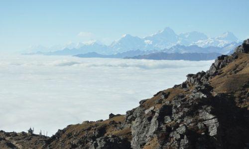 Zdjęcie NEPAL / Park Narodowy Langtang / Przełęcz Laurebina / Wspomnienie z trekkingu