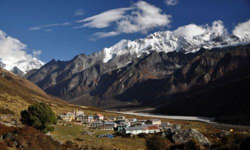 Zdjecie NEPAL / Langtang / Kyanjin Gompa / Kyanjin Gompa 3870m
