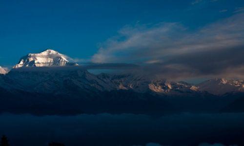 NEPAL / Annapurna / Poon Hill / Daulaghiri