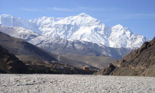 Zdjęcie NEPAL / Nepal / Kagbeni / Nepal