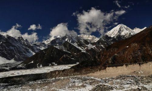 Zdjęcie NEPAL / Manaslu / Bimtang / Nemjung 7140m