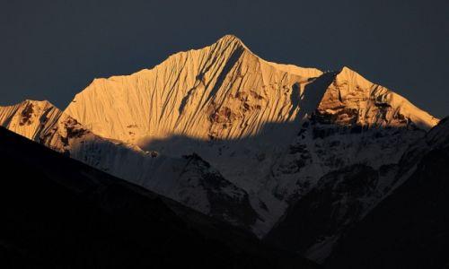 Zdjecie NEPAL / Langtang / Okolice Kyanjin Gompa / Gangchenpo