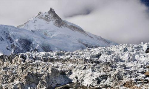 Zdjęcie NEPAL / Manaslu / gdzieś na treku / 8163 z lodami