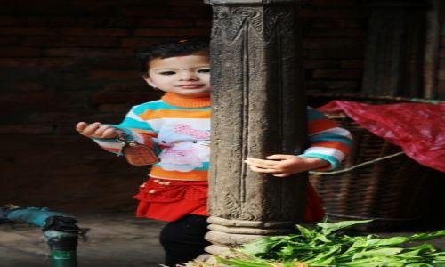 Zdjęcie NEPAL / Dolina Kathmandu / Kathmandu / Mała Mi