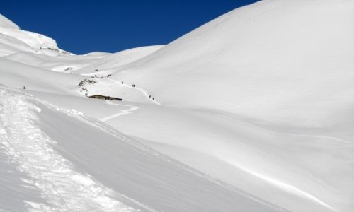 Zdjecie NEPAL / Annapurna / Thorong La Pass / Potęga...........