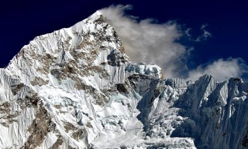 Zdjecie NEPAL / Himalaje, Sagarmatha Himal / Nuptse / Nuptse