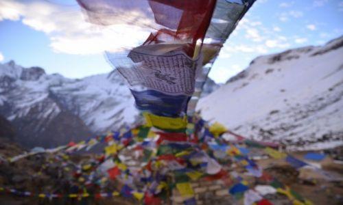NEPAL / Centralny Nepal / Annapurna Base Camp /