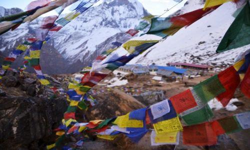 Zdjęcie NEPAL / Centralny Nepal / Annapurna Base Camp / Bałagan