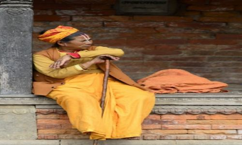 Zdjecie NEPAL / Kathmandu / Kathmandu / Gaździna
