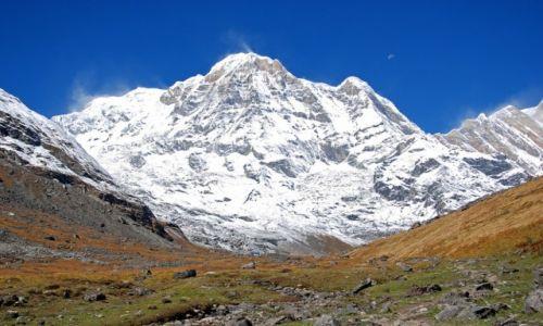 Zdjecie NEPAL / Rejon Annapurny / Południowa Baza Annapurny / Sanktuarium Ann