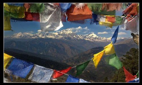 Zdjecie NEPAL / Annapurna / Góry / Around the Annapurna